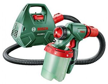Bosch DIY Farbsprühsystem PFS 3000-2 viel Zubehör