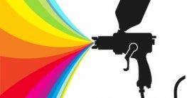 Airbrush-Pistole