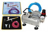 Paasche TG-SET Talon Airbrushing System with AirBrush-Depot TC-20 by Master Airbrush