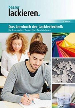 Das Lernbuch der Lackiertechnik (besser Lackieren)